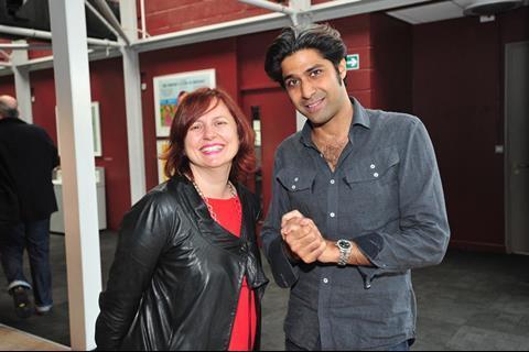 Clare Stewart, Hussain Currinbhoy